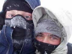 Dressing For The Cold | Department of Recreation, Adventure and Wellness