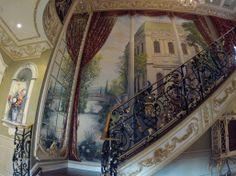 Foyer painting in Toronto