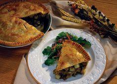 Johnsonville Sausage & Potato Pie