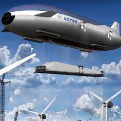 Bildergebnis für skylifter luftschiff