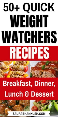 50 Easy Weight Watchers Recipes With Smartpoints. I've Weight Watchers Recipes with Points having weight watchers Breakfast, weight watchers Lunch, weight watchers Snacks to weight watchers Dinner & w Weight Watcher Desserts, Weight Watchers Snacks, Weight Watchers Casserole, Weight Watchers Breakfast, Weight Watcher Dinners, Weight Watchers Chicken, Weight Loss Meals, Weight Watchers Smart Points, Weigh Watchers