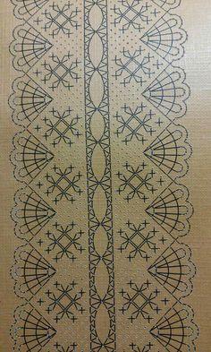 De by sallie Bobbin Lace Patterns, Crochet Patterns, Crochet Lace, Irish Crochet, Bruges Lace, Bobbin Lacemaking, Lace Art, Parchment Craft, Lace Jewelry