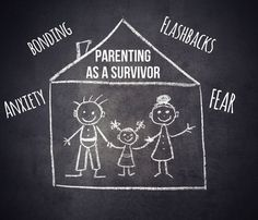 Found this tremendous article on The Mama Bear Effect website. on the challenges faced by sexual abuse victims as they try and parent.  Becasue of the nature of 'triggers', you can find the complete article here  http://noworkingtitle.org/parenting-as-an-abuse-survivor/