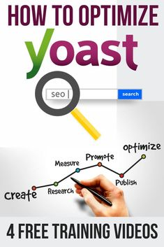 #YoastSEO is a popular WordPress plugin that helps you automate and optimize the meta data on your #WordPress posts and pages. These videos focus on setting up and optimizing the plugin for better placement in search engines and on social media. https://www.tlcforcoaches.com/training/yoast/