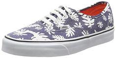 Vans Authentic, Unisex-Erwachsene Sneakers, Blau (washed Kelp/navy/white), 38 EU - http://on-line-kaufen.de/vans/38-eu-vans-authentic-unisex-erwachsene-sneakers-51
