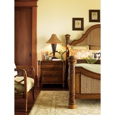 Tommy Bahama Home Island Estate Barbados Nightstand from @Wayfair!