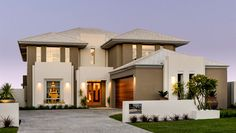 Broadway Display Homes: The Harlow. Visit www.localbuilders.com.au/display_homes_perth.htm for all display homes in Perth