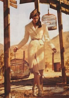 dustjacket attic: Two For The Road (Kendra Spears by Will Davidson for Harper's Bazaar Australia)