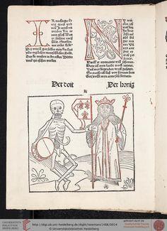 Dance Of Death, Memento Mori, Bullet Journal, Medieval Art, Death, Heidelberg, Paintings