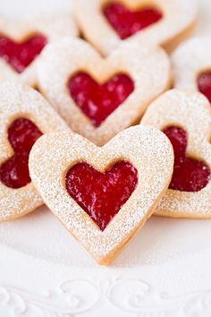 Linzer Cookies | World Recipe Collection