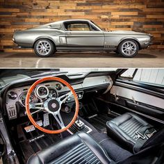 '67 Mustang GT500 Fastback