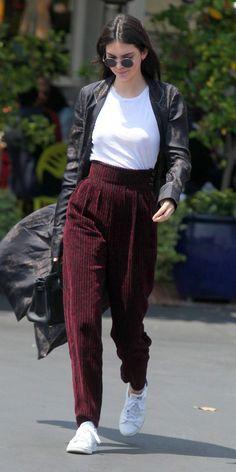 Kendall Jenner y la comodidad