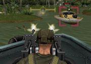 3D Savaş Oyunları arasına eklenmiş olan 3D Nehir Saldırısı oyunu, orjinal ismiyle (River Assault) olan bu oyunda ordudaki profesyonel askerlerin oluşturduğu bir takımda nişancı olarak görev alacaksınız.  http://www.3doyuncu.com/3d-nehir-saldirisi/