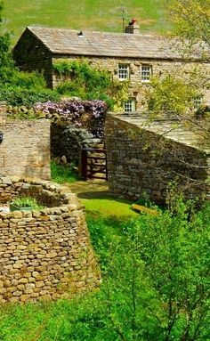 Swaledale, Yorkshire Dales, North Yorkshire, England.