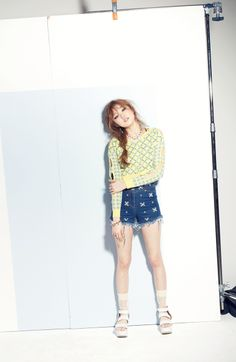 Lee Sung Kyung for Steve J & Yoni P #2!