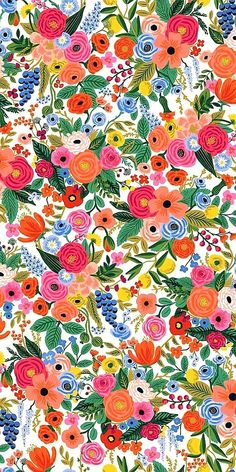 Rifle paper floral baby bedding Colorful baby bedding Bright floral crib sheet Changing pad c. - Rifle paper floral baby bedding Colorful baby bedding Bright floral crib sheet Changing pad cover G - Flower Wallpaper, Pattern Wallpaper, Wallpaper Backgrounds, Baby Wallpaper, Children Wallpaper, Floral Wallpaper Iphone, Iphone Backgrounds, Wallpaper Quotes, Baby Bedding