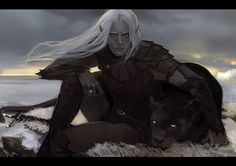 Drizzt by Rheann on deviantART