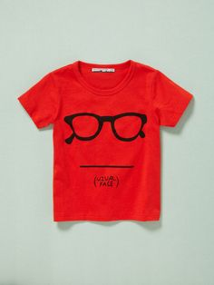 Little z Kids Spectacle Tee