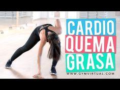 CARDIO HIIT   5 MINUTOS QUEMA GRASA - GYM VIRTUAL
