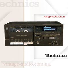 Technics RS-5 Rs 5, Record Players, Hifi Audio, Old Tv, Audio Equipment, Audiophile, Technology, Life, Vinyl Records