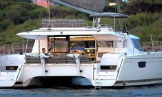 Burin Yachting Club - Yacht charter :: Fountaine Pajot Saba 50 - 6 + 2 cab. - Cerenia