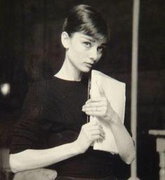 // Audrey Hepburn