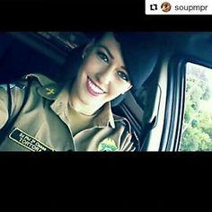 WEBSTA @ naiara_tadioto - #Repost @soupmpr with @repostapp・・・Nosso guerreira @tatianetortora📷 Envie sua foto via direct 🔝👮🚨 #policial #pmpr #policiamilitar #farda #policia_pmpr #guerreiro #parana #soldado #likes #batalhao #pprv #policialrodoviario #rodoviario #pmrodoviario #viatura #moto #coturno #arma #camburao #policialmilitar #padrao #gotran #blitz #militar #pm #homemdefarda #mulherdefarda MULHERES FARDADADAS 😍