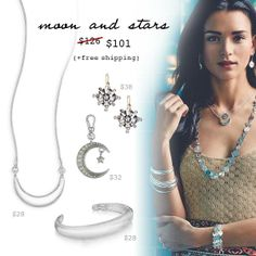 la lune lovelies and more! order tonight with code SUMMER25 at www.chloeandisabel.com/boutique/lisab!