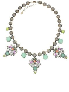 San Diego Statement Necklace - £27