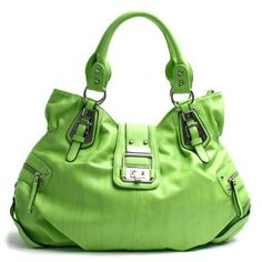 Awesome Lime Green Purse!
