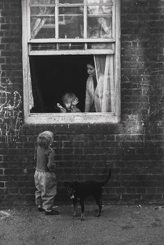 London 1972 Photo: Eve Arnold