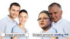 Związek partnerski według PO...