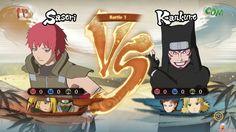 Sasori Vs Kankuro - Naruto Shippuden Ultimate Ninja Storm 4