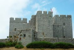 Castle at Castletown - Isle of Man Scotland Castles, Scottish Castles, Manor Homes, Gothic Buildings, Chateaus, Isle Of Man, Forts, Armors, Cathedrals