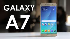 Samsung galaxy A7 2016 goes official with 3 GB RAM. the phone has come with outstanding display and with a better battery for good back up.
