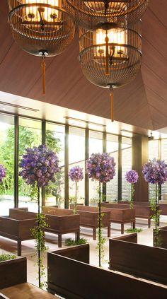 Oriental Hotel, Plants, Wedding, Valentines Day Weddings, Weddings, Plant, Marriage, Planting, Planets