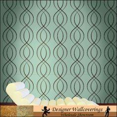 Bella Antonio [FOR-106A] : Designer Wallcoverings