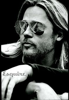 Brad Pitt (Esquire)Never really thought much about Brad Pitt but thids is a nice pic!