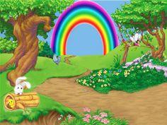 Fondo orlas Orla Infantil, Orlando, Cute Backgrounds, Art Clipart, Paint Shop, Over The Rainbow, Craft Party, Textile Patterns, Pattern Wallpaper