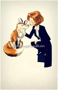 Hey, I found this really awesome Etsy listing at http://www.etsy.com/listing/152786830/trust-of-a-fox-11x17-poster-x-files