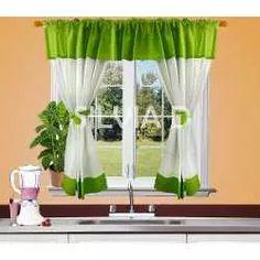 M s de 1000 im genes sobre cortinas en pinterest - Cortina para ventana de bano ...