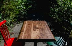 Live Edge FSC® Walnut