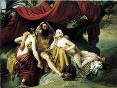 Λωτ και οι κόρες του (1833)