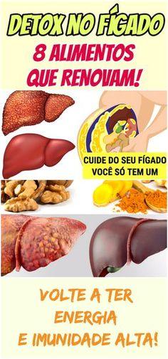 Você não faz ideia do quanto nosso fígado trabalha para nos manter saudáveis. Por isso, se ele não estiver funcionando bem, você deve ajudá-lo. Comece acrescentando estes alimentos à sua dieta! #fígado #energia #imunidade #receita #saúde #saudável #caseira #gordura #emagrecer #detox #desintoxicar #limpar #gordo #toxina #engordar