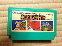 Kings Knight Famicom Japan NTSC-J Family Computer Nintendo