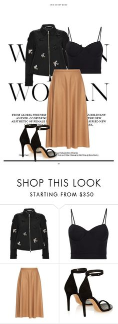 """""""Could tell you what you wanna hear"""" by agnesegundega on Polyvore featuring Rochas, Alexander Wang, MaxMara and Isabel Marant"""