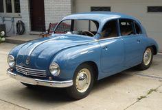 1950 Tatra T600 Tatraplan