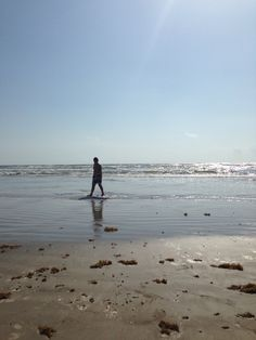 October At The Beach Port Aransas Texas Cinnamon Ss