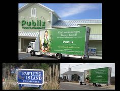 JET Mobile Media provides Publix with great exposure during spring break as they opened their new store in Pawleys Island, SC today! NOW OPEN!