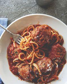 We've got the recipe forThe Perfect Spaghetti on LaurenConrad.com today!